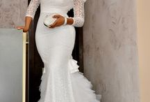 Wedding Gowns With a little twist.