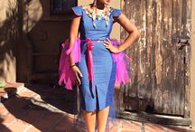 Traditional Sotho Attire