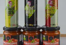 3 x Tomatensuppe + 3 Getränke von Papa Türk