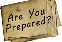 Preparation / by Lisa Morgan