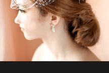 Wedding Hair, Accessories and Veils / by Terra Cole