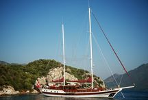CLARISSA / #gulet, #yacht, #bluevoyage, #yachtcharter,  www.cnlyacht.com