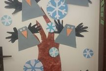 ptáci v zime