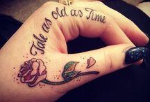 Tatty tattoos