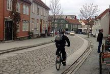 Living in Trondheim, Norway / Expat living in Trondheim, Norway. Land of the vikings!