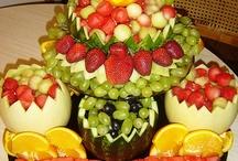Fruits décoration