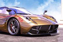 Luxury cars / Luxusní auta