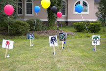 Kid party game ideas