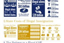 Immigration Infographics / FAIR's infographics on immigration issues.