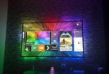 Smartes Wohnzimmer / Inspirationen, Produkte & Systeme für das smarte Wohnzimmer!