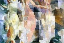Ode à  arte da pintura / uma tentativa  de homenagem a grande arte  da imagem.
