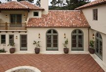 ranch stucco house exterior colors