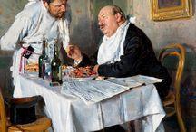 Artful Food Preparation & Service / by Pamela Nelson