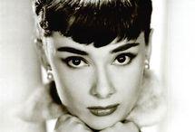 Audrey Hepburn / by Jen Crampton