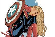 Captain Marvel =))