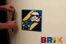 BRIK Star Wars / Brik and LEGO Inspired Star Wars Ideas