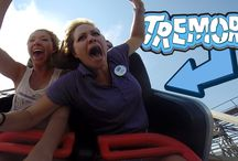 On Ride Videos / Want to know what it is like to ride our top thrills from the comfort of your own couch? Join Lauren as she takes them all on just for you. Oh, and she is afraid of heights!