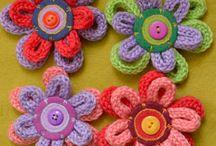 Dutinka, háčkování- spool knitting, crochet
