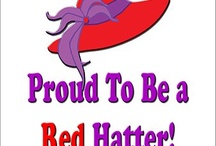 red hatters society