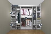 Bedroom cupboard ideas <3