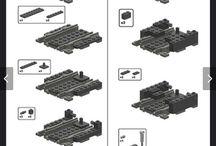Lego tog