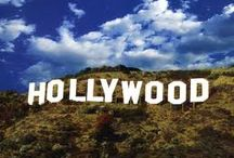 Hollywood walking tour / Mood board for Hollywood Walking Tour