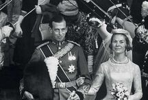 British - Duke and Duchess of Kent / Katherine Worsley Married Prince Edward (son of Princess Marina of Greece, Duchess of Kent), Duke of Kent on June 8, 1961 at York Minister Children:   -George Windsor, Earl of St Andrews -Lady Helen Windsor (Tim Taylor) -Lord Nicholas Windsor