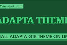 GTK Themes for Linux Desktop / GTK Themes for Linux Desktop