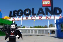 Brick-or-Treat / Brick-or-Treat Party Nights at LEGOLAND California Resort  is every Saturday night in October.  It's all about fun in the Park after dark with live entertainment, character meet and greets, costume contests, treat stations & more!