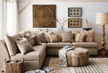 Interiores - Salas de estar, Hall de entrada