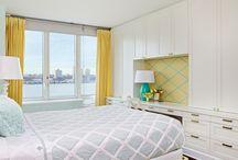 bedrooms + wardrobes