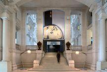 Exposition / Exhibition / Projets d'expositions conçus par CL Design. Exhibitions projects created by CL Design.