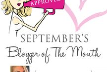 Blogger of The Month / Introducing our AMAZING Blogger of The Month's. Want to be featured? Find out more here > https://www.amazingcosmetics.co.uk/bloggers