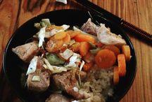 Pork Steak Shogayaki