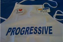 Progressive Insurance Flo Halloween Costume