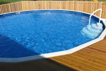Everything Pools! / Add style and value to your backyard with the addition of a pool! Your backyard will quickly become everyone's favorite destination. From installation, maintenance, liner replacement, inspections, and water analysis, we can help with all your pool service needs!