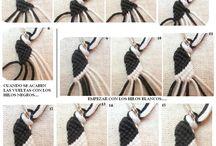 ミサンガ 編み方