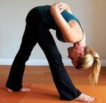 Yoga / 40 Days of yoga!  Follow along on my blog!  www.little-runner-girl.com