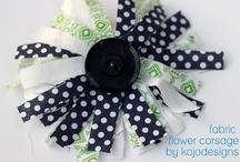 Crafts - Hair Bows