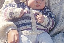 Søde baby strik