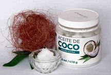 aceite coco para piel