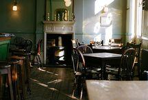 Restaurants et cafés à voir