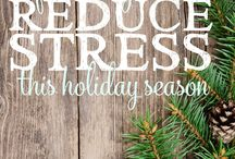 Holiday Destressors
