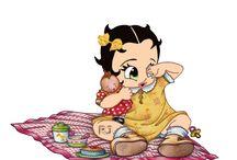Little Betty Boop