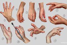 {Ins} hands