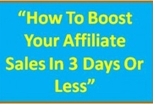 Affiliate Marketers / by Jerry Booker