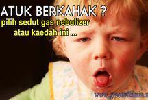 ASTHMA/BATUK BERKAHAK