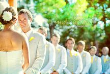 Ashleys Summer Wedding / Green Summer Outdoor Wedding/ Hand Blessing Ceremony&Hog Roast / by Renee Metcalf