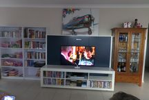 TV Unit Wall Bed installed in my Home