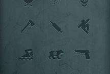 grafisk: bokseriedesign, Kepler